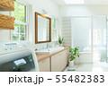 バスルーム 住宅 インテリアイメージ 55482383