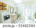バスルーム 住宅 インテリアイメージ 55482384