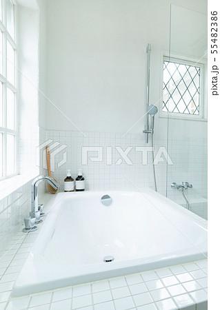 バスルーム 住宅 インテリアイメージ 55482386