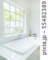 バスルーム 住宅 インテリアイメージ 55482389