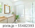 バスルーム 住宅 インテリアイメージ 55482393