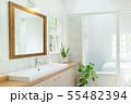 バスルーム 住宅 インテリアイメージ 55482394