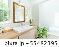 バスルーム 住宅 インテリアイメージ 55482395