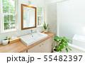 バスルーム 住宅 インテリアイメージ 55482397