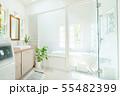 バスルーム 住宅 インテリアイメージ 55482399
