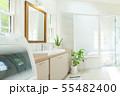 バスルーム 住宅 インテリアイメージ 55482400