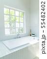 バスルーム 住宅 インテリアイメージ 55482402