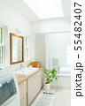 バスルーム 住宅 インテリアイメージ 55482407