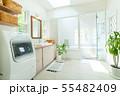 バスルーム 住宅 インテリアイメージ 55482409