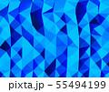 抽象的な背景 三角形  55494199