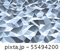 抽象的な背景 三角形 55494200