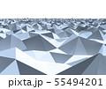 抽象的な背景 三角形 55494201