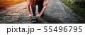 man preparing to run 55496795