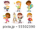 back to school students 55502390