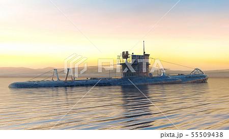潜水艦 55509438