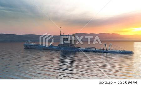 潜水艦 55509444