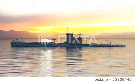 潜水艦 55509446