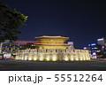 ソウル東大門の夜景 55512264