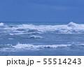 御前崎海岸の波 55514243