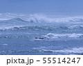 御前崎海岸の波 55514247