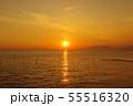有明海の朝の風景34 55516320