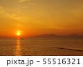 有明海の朝の風景35 55516321