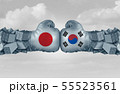 South Korea Japan Economic Dispute 55523561