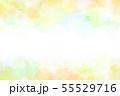 秋をイメージした水彩タッチのパターン(アブストラクト) 55529716