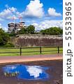 二の丸から見る熊本城天守閣 55533965