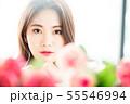 女性 ビューティー 55546994