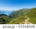 【スイス】 ブリエンツ・ロートホルンのハイキングコース 55548446