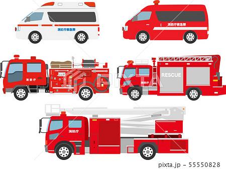消防署セット 55550828
