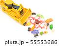 食品廃棄物 55553686