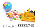 食品廃棄物 55553745