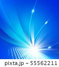 未来 仮想空間 未来的 ビジネス背景 閃光 55562211