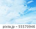 自然風景 空 草原 55570946