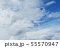 自然風景 空 草原 55570947
