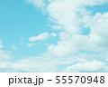 自然風景 空 草原 55570948