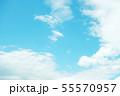 自然風景 空 草原 55570957