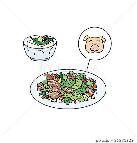 多い 食材 タンパク質
