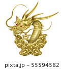 龍神のイラスト 55594582