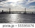 横浜ベイブリッジ 55595076