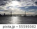 横浜ベイブリッジ 55595082