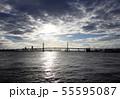 横浜ベイブリッジ 55595087