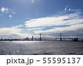 横浜ベイブリッジ 55595137
