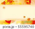 紅葉のイラスト 55595740