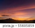 筑波山日の出 55605859