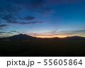 筑波山日の出 55605864