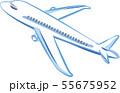 飛行機 55675952