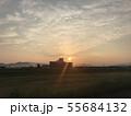 穏やかな朝 permingM 写真素材 55684132